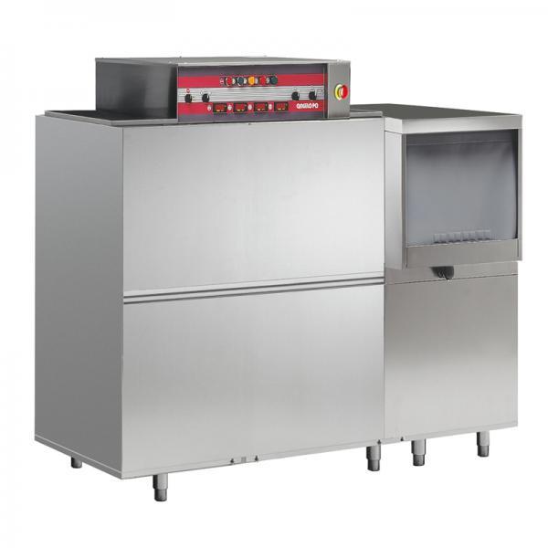 C304AD Konveyörlü Bulaşık Makinesi