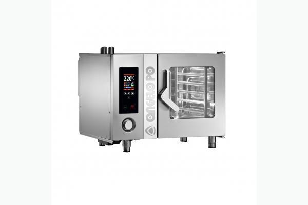 FX61E3 6x GN 1/1 Eletrikli Kombi - Top Model