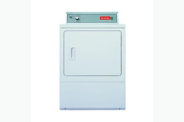 LDR-185-G Kurutma Makinesi - Beyaz Boyalı, Gaz Isıtmalı