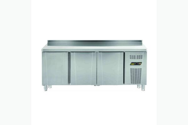 TPS-63 Tezgah Tip 3 Kapılı Snack Buzdolabı