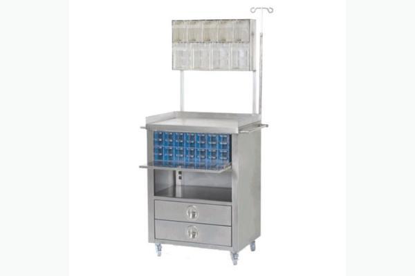 N06A106A İlaç Anestezi Arabası